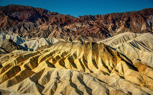 The Colors of Death Valley