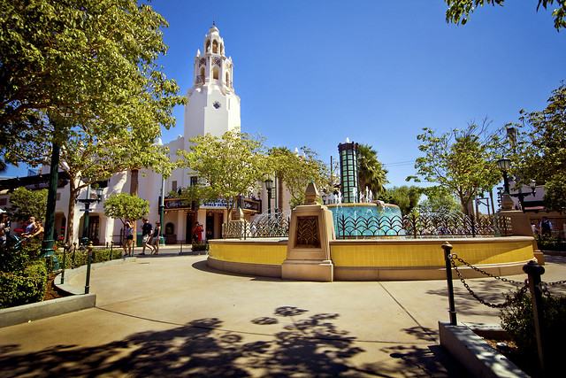 The End of Summer in Carthay Circle
