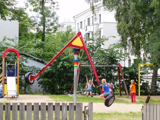 Tallinn aime les enfants