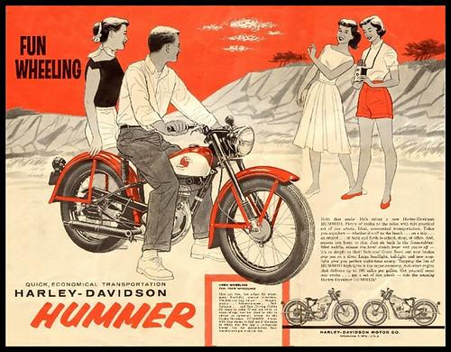 1958 -This ladies man got a Hummer. by bullittmcqueen