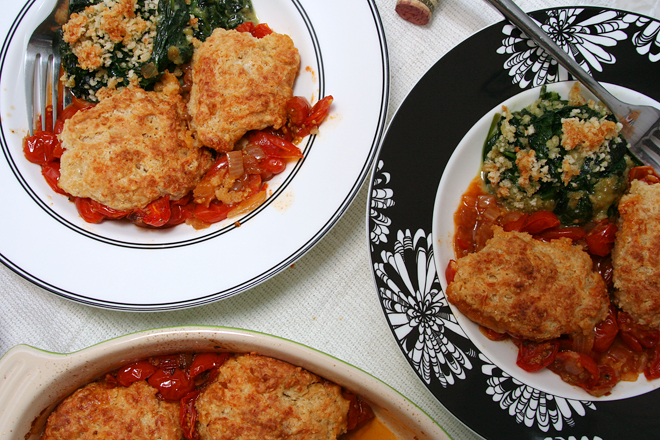 tomato cobbler 11