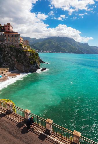 Atrani - Amalfi View