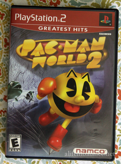 Used Video Game Review:  Pac Man World 2