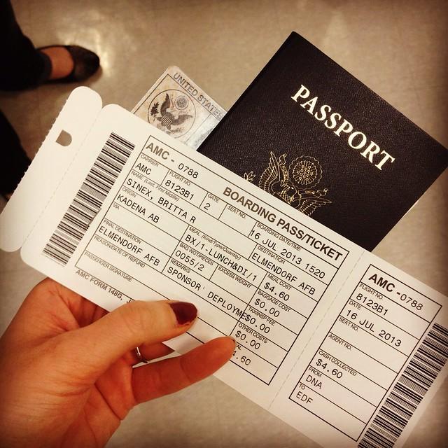 Flight to Alaska