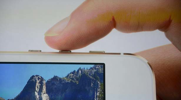 Presentación iPhone 5S