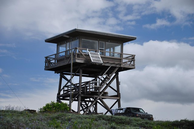 Mt. Pisgah Lookout