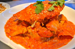 stew, curry, seafood, asam pedas, red curry, food, dish, cuisine,