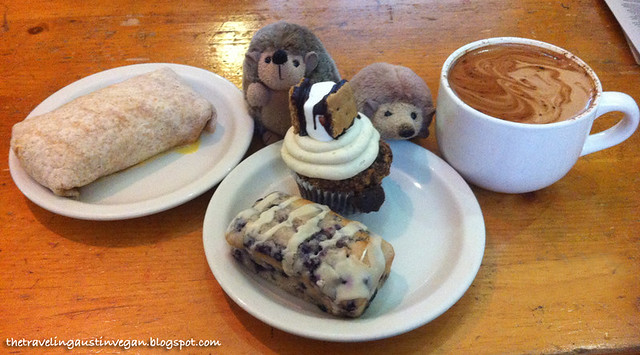 Hedgehogs and Mud Pie Loot - Mud Pie Vegan Bakery, Kansas City, MO