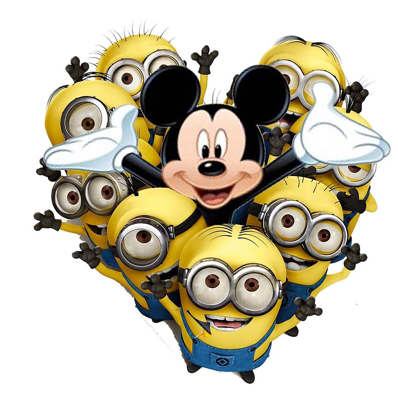 Disney Minions door minion mag...