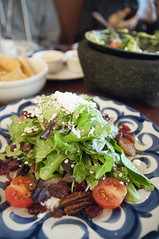 Ensalada Mixta, Colibrí Mexican Bistro, San Francisco