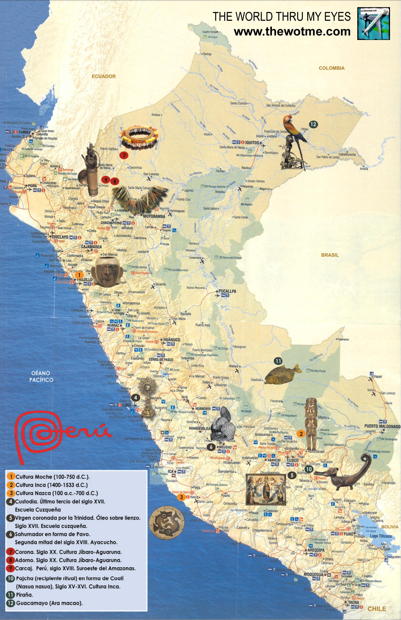 Nuestro viaje al Perú, comienza en Madrid - 10383682456 c734e6661a o - Nuestro viaje al Perú, comienza en Madrid