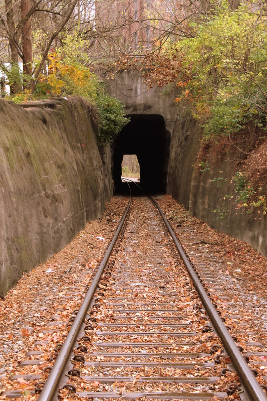 Frankfort Railroad Tunnel