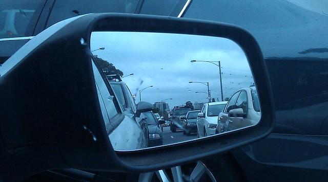 Traffic, Dandenong Road