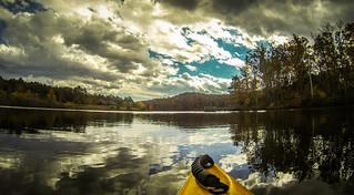 Lake Oolenoy Light