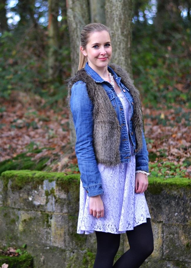 Sommerkleid im Herbst stylen Variante II (6)
