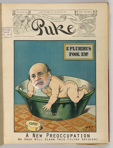 PUKE MAGAZINE COVER by WilliamBanzai7/Colonel Flick