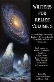 Writers for Relief cover art