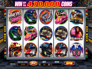 Racing for Pinks slot game online review
