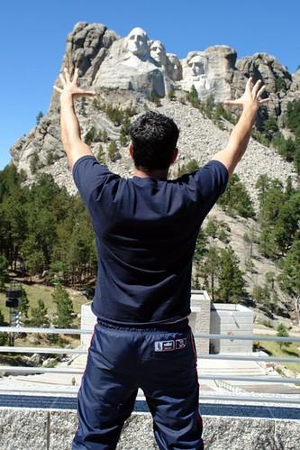 Como un óleo, ante mí, el Monte Rushmore Mount Rushmore, símbolo del espíritu de una nación - 10910701374 9dfb575908 - Mount Rushmore, símbolo del espíritu de una nación