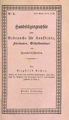 Image taken from page 577 of 'Handelsgeographie zum Gebrauche für Kaufleute, Fabrikanten, etc'