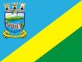 Bandeira da cidade de Águas Lindas de Goiás