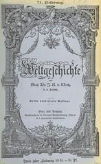 Image taken from page 783 of 'Weltgeschichte ... Dritte verbesserte Auflage. (Fortgesetzt von Dr. Richard V. Kralik, Bd. 23, etc.)'