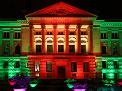 Bundesrat - Festival of Lights