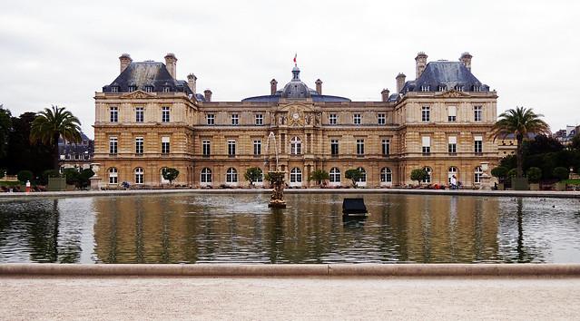 Luxembourg Palace, Jardin du Luxembourg, Paris, France