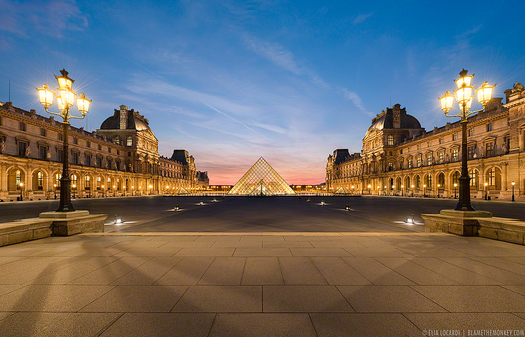 The Louvre || Paris