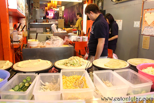 Arnor Crepe, Shida Night Market