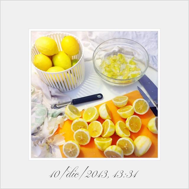 chutney di limoni