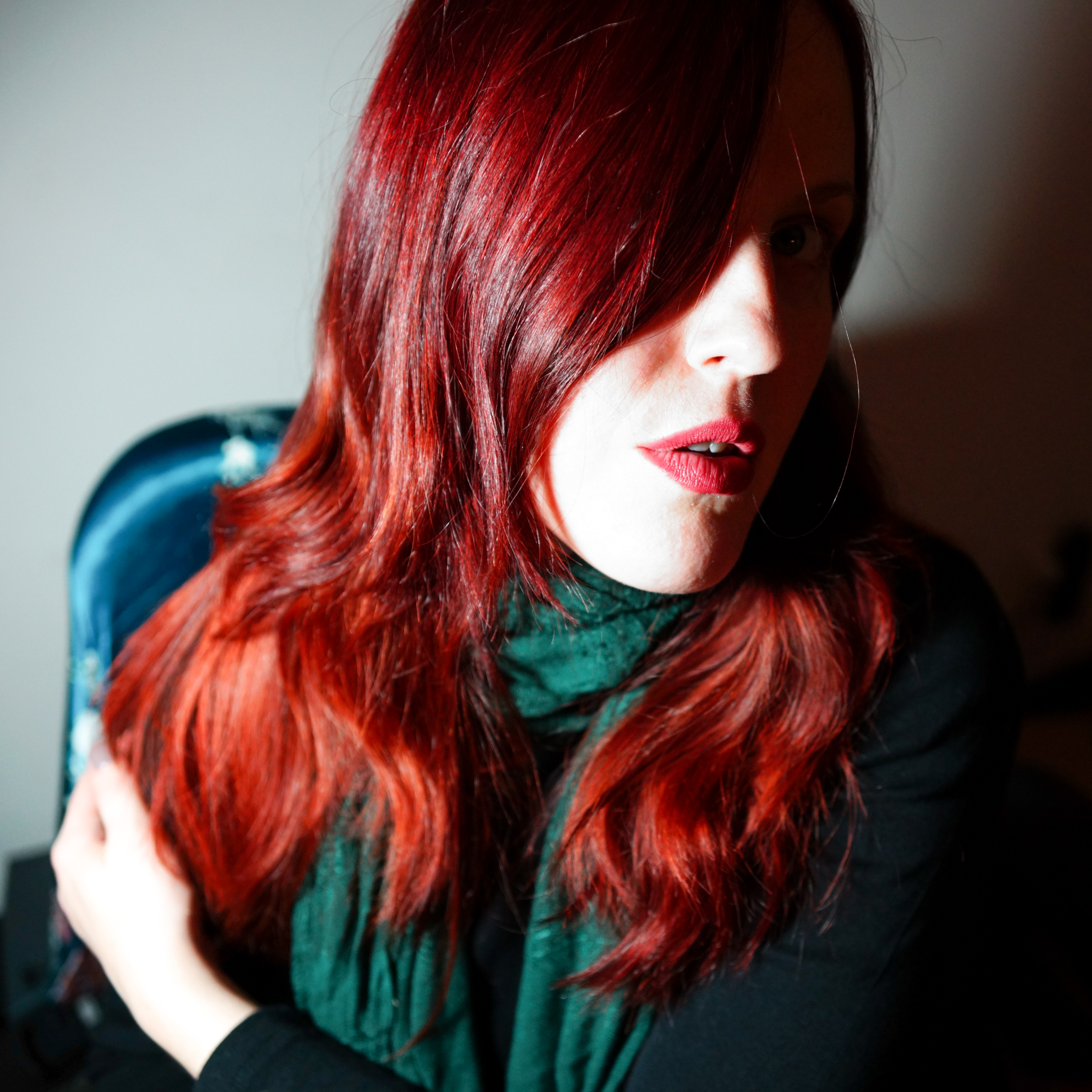 Viewing Gallery For - Short Red Ombre Hair