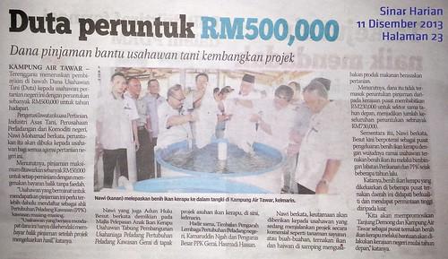 SInar Harian 11/12/2013 Halaman 23 by Kerapu Online