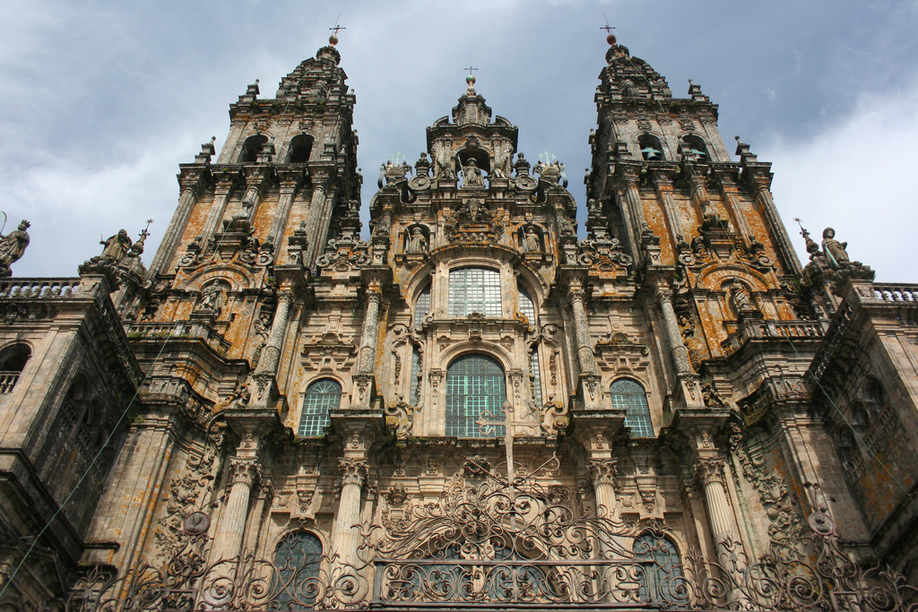 8. Espectacular vista de la fachada de la Catedral. Autor, Hornet, 18