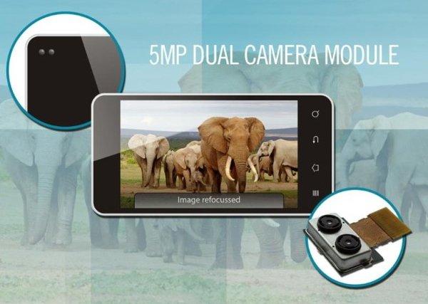 Lytro-камера Toshiba TCM9518MD