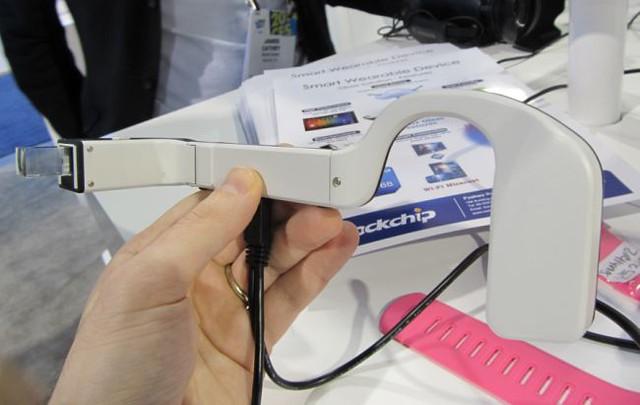 Rockchip montre et lunettes connectées
