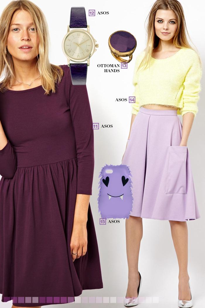 trend report barbara crespo trends tendencias radiant orchid color purple fashion blogger