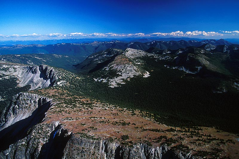 Granby Provincial Park, Boundary Country, Southwest British Columbia, Canada