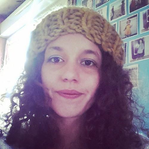 ♥ 58 minutes bonnet en 2-4 ans terminer mais trop grand pour rayan 7 ans et bien il sera pour moi ^^ ♥ #knit #tricot #peaceandwool #ourlittlefamily #france @peaceandwool