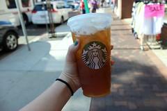 (iced) tea