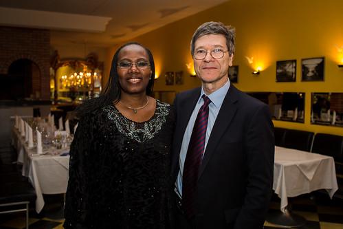 Fatoumata Nafo-Traoré at World Economic Forum (WEF), Davos 2014