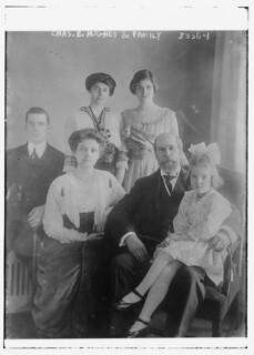Chas. E. Hughes and Family (LOC)