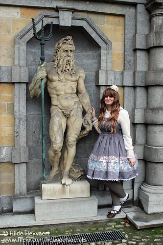 Nele and Poseidon