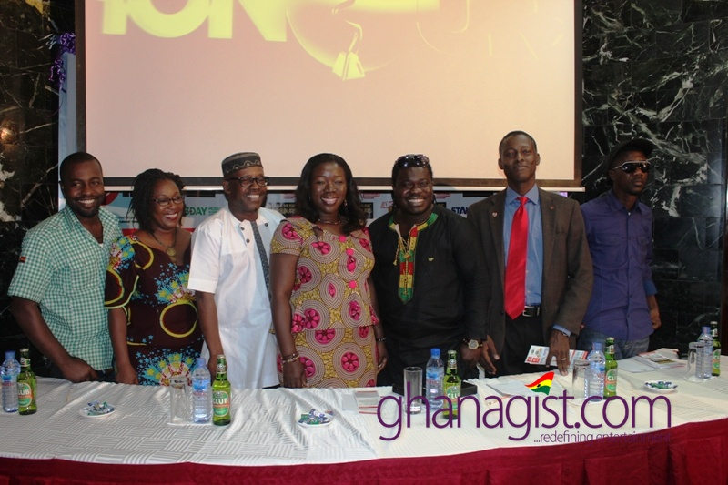 Ghana Music Week 2014 launch