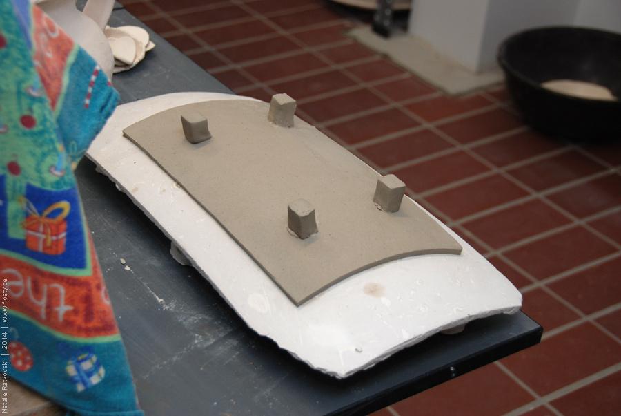 Ceramic course by Barbara Holtmayer