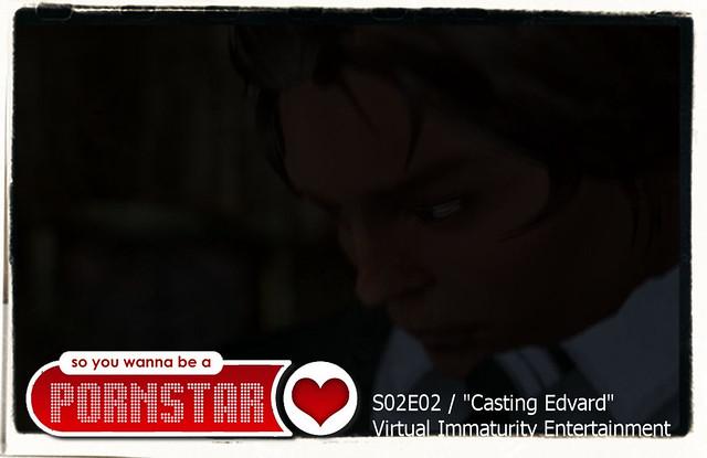 SYWB Casting Edvard / S02E02
