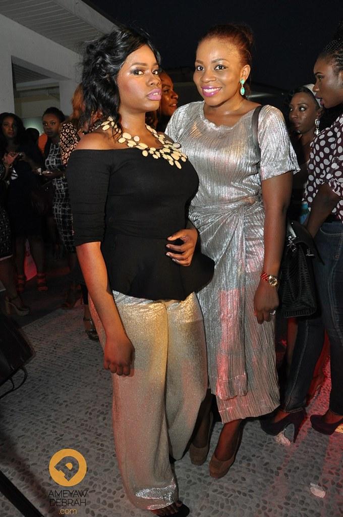 Isoken Ogiemwonyi and Wonu Okoye