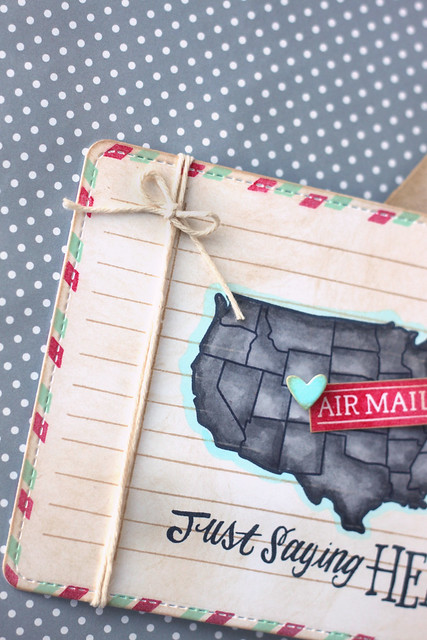 you've got mail {timeless twine week}