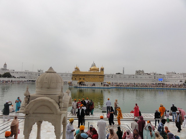 Main entrance to Harmandir Sahib, Amritsar