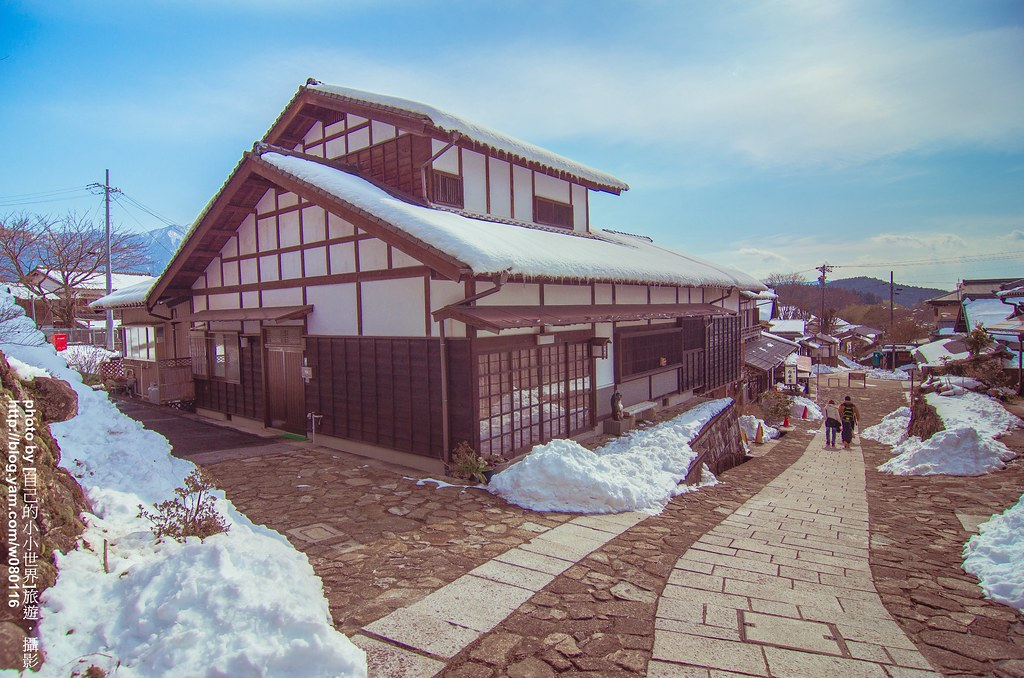 2014.Feb まごめじゅく馬籠宿